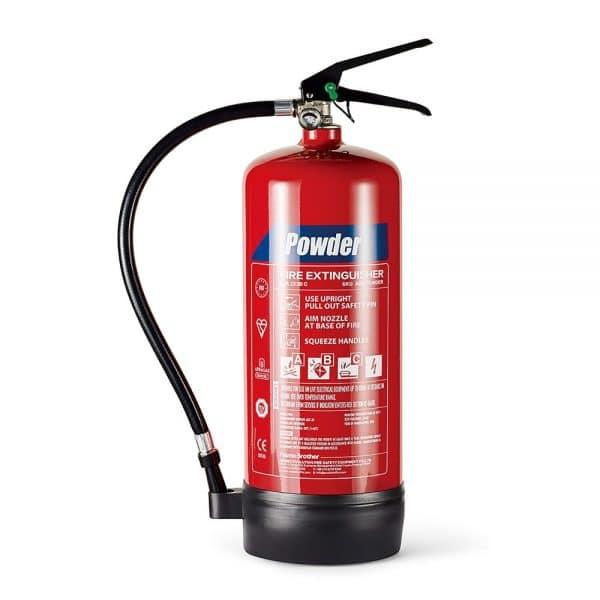 6KG ABC Powder Fire Extinguisher