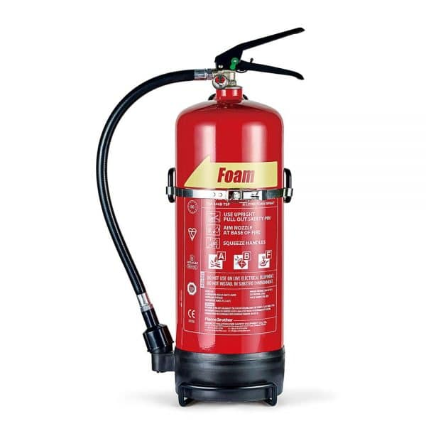 6l foam fire extinguisher f6a 02