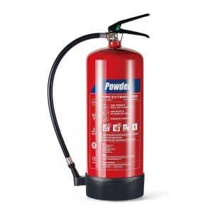 9KG ABC Powder Fire Extinguisher