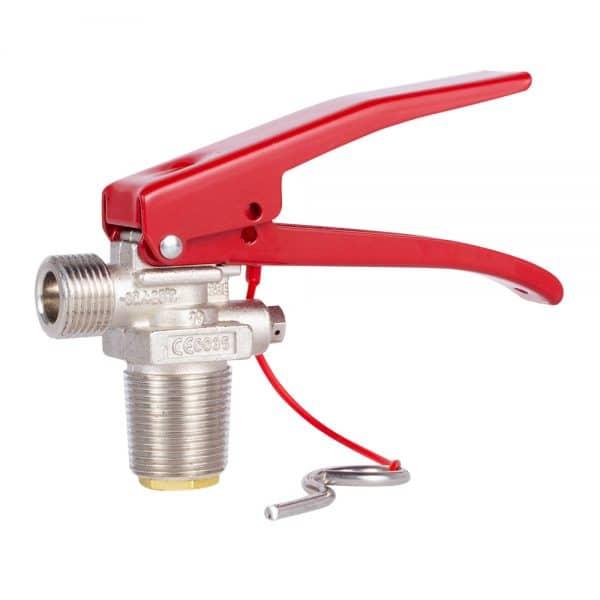 co2 fire extinguisher valve zx 2d 06 00h 01