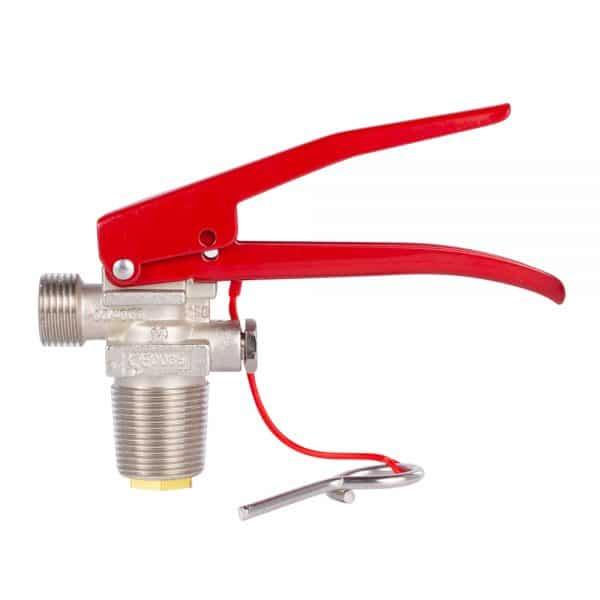co2 fire extinguisher valve zx 2d 27 00 02
