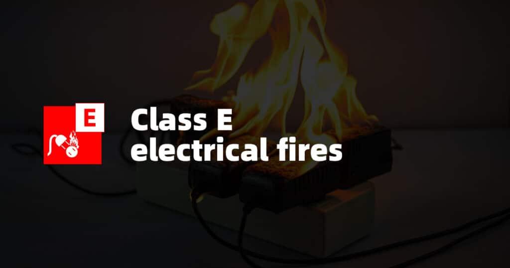 Class D Fire: Electrical Fires
