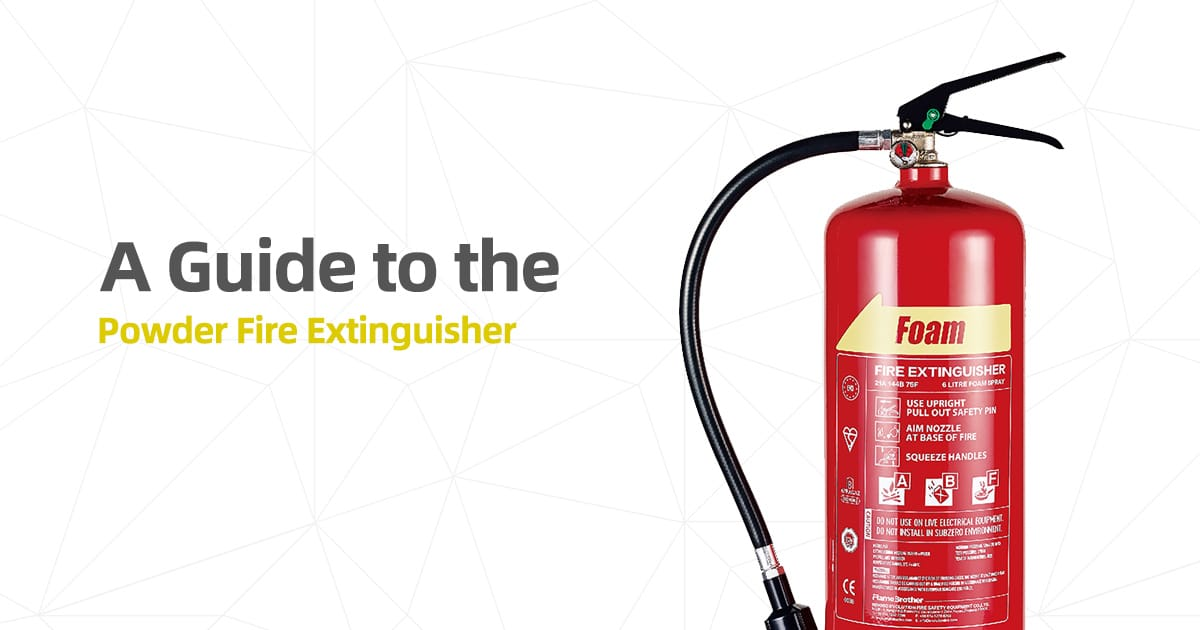 a guide to the foam fire extinguisher 1200x630 1
