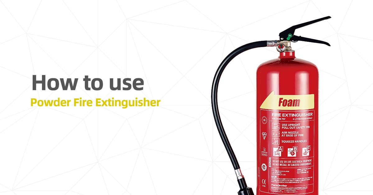 how to use foam fire extinguisher 1200x630 1